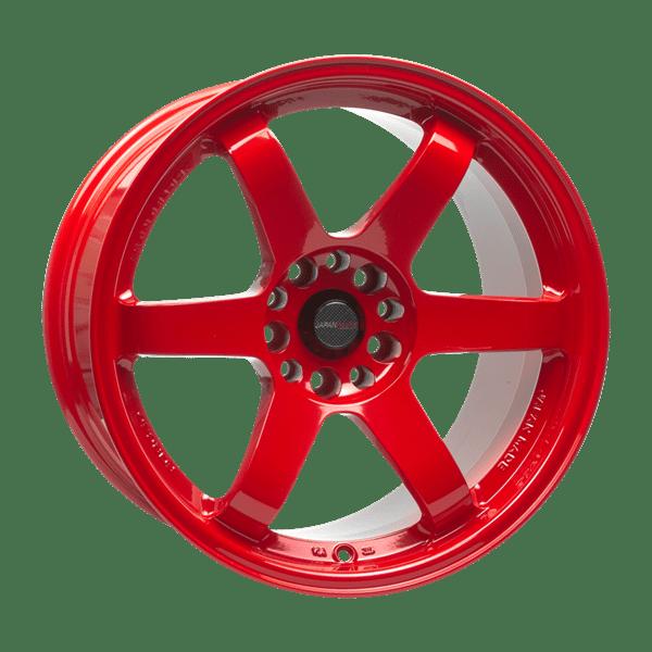 Oponeo Felgi Aluminiowe Japan Racing Jr3 Red