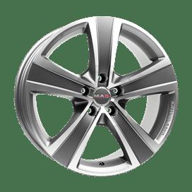 Oponeo Felgi Aluminiowe 22 Kia Sorento