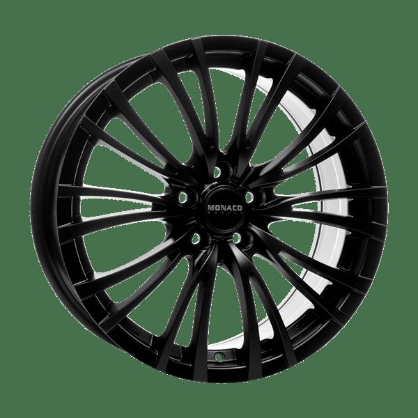 Oponeo Felgi Aluminiowe Monaco Hairpin Black