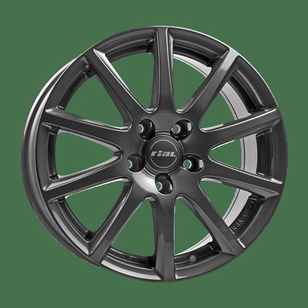 Oponeo Felgi Aluminiowe Rial Milano 750x18 5x11200 Et3900