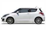 opony do Suzuki Swift Hatchback III