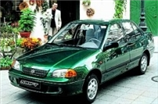 opony do Suzuki Swift Sedan I
