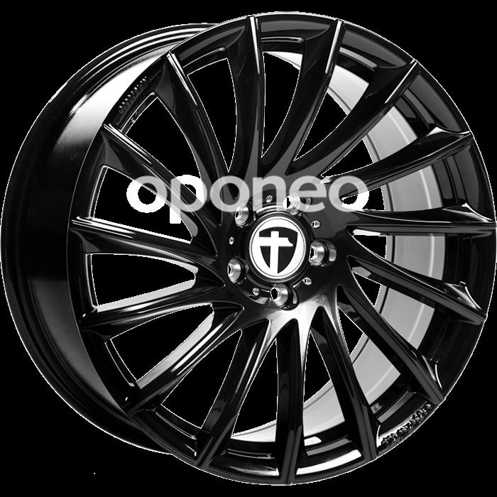 Oponeo Felgi Aluminiowe Tomason Tn16 Black