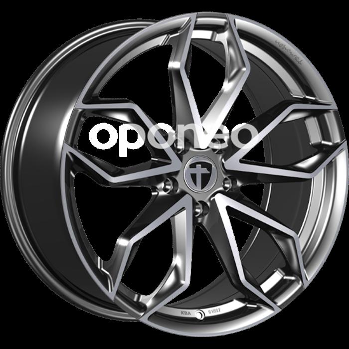 Oponeo Felgi Aluminiowe Tomason Tn22 Hyperblack Polished