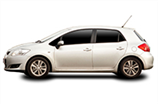 opony do Toyota Auris Hatchback I