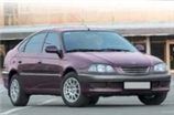 felgi do Toyota Avensis Hatchback I