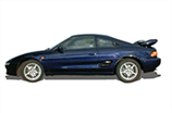 opony do Toyota MR2 Coupe II