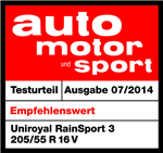 Uniroyal - RainSport 3 - Test_04
