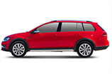 opony do VW Golf Alltrack VII