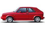 opony do VW Golf Cabrio I