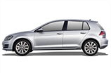opony do VW Golf Hatchback VII