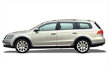 felgi do VW Passat Alltrack B7
