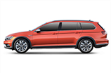 felgi do VW Passat Alltrack B8