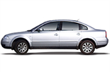 opony do VW Passat Sedan B5