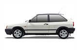 opony do VW Polo Hatchback II