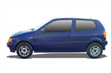 opony do VW Polo Hatchback III FL
