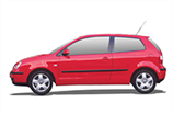 opony do VW Polo Hatchback IV