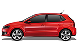opony do VW Polo Hatchback V