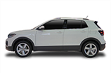 opony do VW T-Cross SUV I