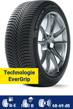 Opona Michelin CrossClimate Plus