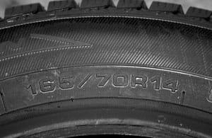 Opony Zimowe 14 165 X 70